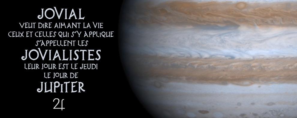 Jupiter Jovialiste