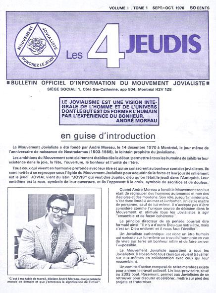 les 4 jeudis 1976